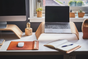 tips for CPAs working remotely home office